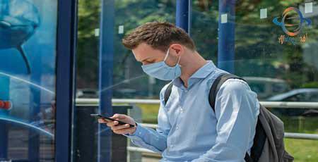تطبيق قادر على كشف الإصابة بكورونا: